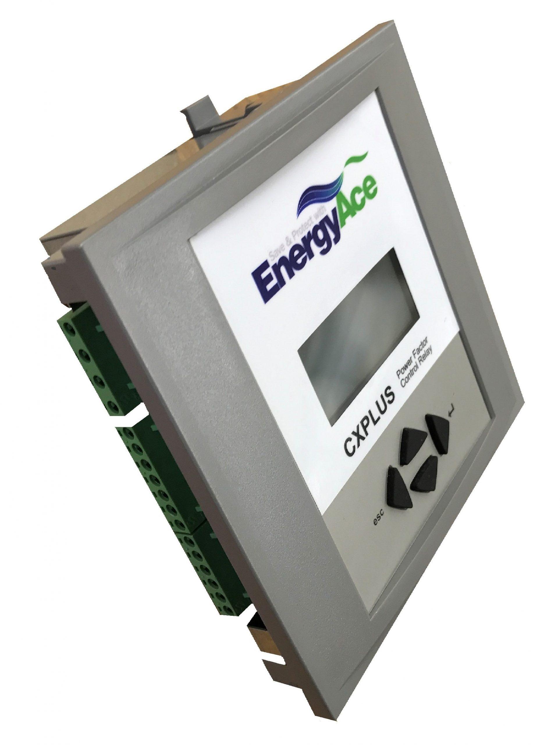 to promote a power factor correction control relay