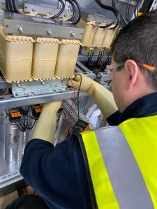 power factor correction service and maintenance